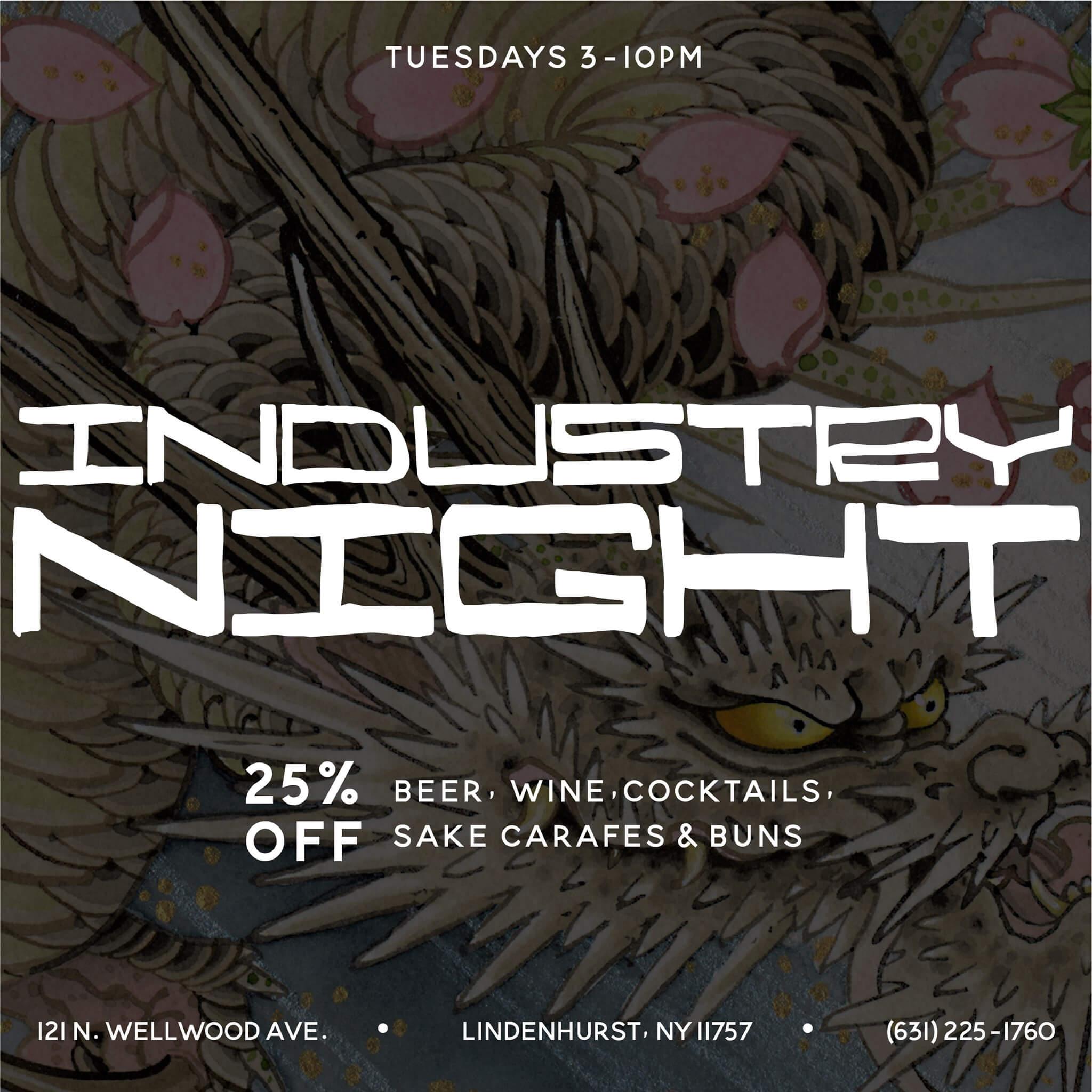 Bakuto - Industry Nights Lindenhurst NY